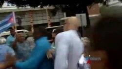 Activistas lesionados tras ataque de turbas oficialistas cubanas