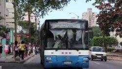 Servicio espreso con la ruta Alamar-Vedado