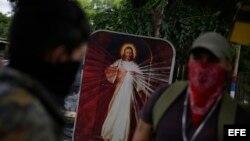 Violento ataque a universidad de Nicaragua convertida en trinchera y hospital.