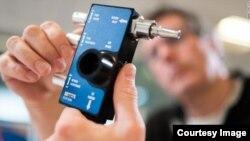 Dispositivo respirador de Mercedes - UCL