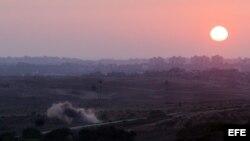 Acuerdan tregua de 72 horas en Franja de Gaza
