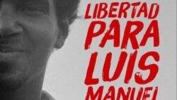 Trasladan para la cárcel Valle Grande al artista Luis Manuel Otero