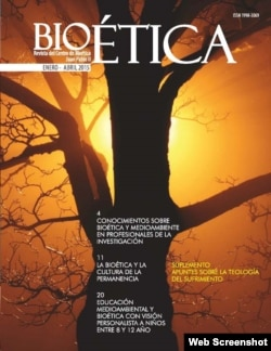 Revista Bioética