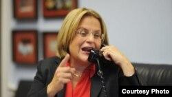 La congresista cubanoamericana Ileana Ros-Lehtinen
