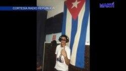Tildan al proceso judicial contra rapero Didier Almagro como un manejo del régimen castrista