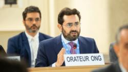 """""""Naciones Unidas jamás debió de haber elegido al régimen Díaz-Canel-Castro"""""""