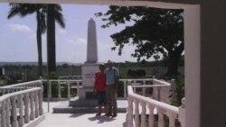 La primera tumba de José Martí