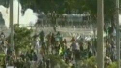 Organizadores de protestas en Brasil llaman a nuevas manifestaciones.