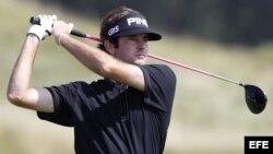 El golfista Bubba Watson.