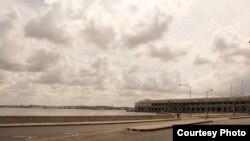 La Habana Vieja y el Malecón, desiertos antes de la llegada de Obama