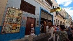 El picadillo de soya es uno de los elementos que conforman la dieta en Cuba