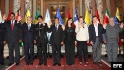 Archivo - Cumbre de UNASUR en Perú. ,
