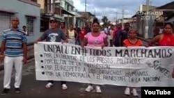 UNPACU 2015 Reporta Cuba