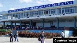 Escuela Latinoamericana de Medicina, en Cuba