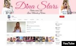 El Canal de Youtube de Dina.
