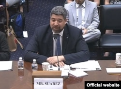 John Suárez es el director ejecutivo del Centro Para una Cuba Libre.