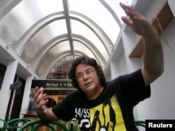 "Eduardo del Llano comenta sobre ""Monte Rouge"". Foto Archivo (Reuters/ Claudia Daut)"