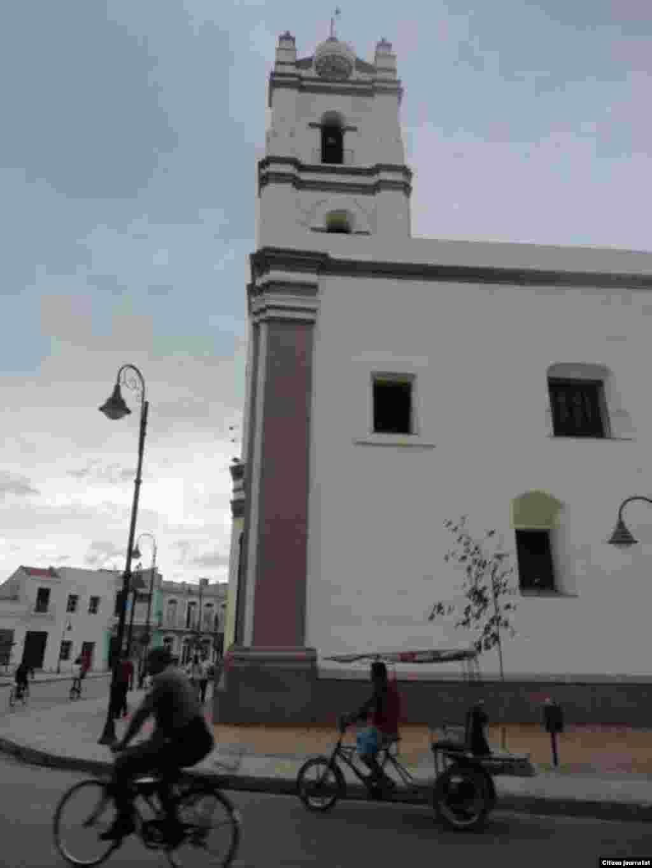 Iglesia Las Mercedes Camaguey Foto Daneybis de la Celda