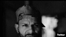 Maykel Castillo, El Osorbo, rapero que lucha por la libertad y la democracia en Cuba, está detenido desde el 18 de mayo de 2021.