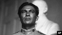 Fulgencio Batista en 1933.