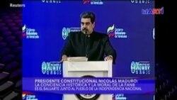 Guaidó anuncia cooperación y Maduro declara alerta en frontera con Colombia