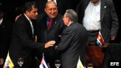 Los gobiernos de Ecuador, Venezuela y Cuba buscan desmantelar la Comisión Interamericana de Derechos Humanos.