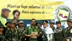 """En Las Noticias Como Son de hoy, Amado Gil conversa en el estudio con el periodista colombiano Juan Camilo Gómez, del programa de radio matutino miamense """"Actualidad Radio"""", sobre el rearme de la FARC y el enfrentamiento y las tensiones que se han elevado entre Venezuela y Colombia."""