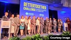 Evento en FIU de USAID y BID sobre Venezuela