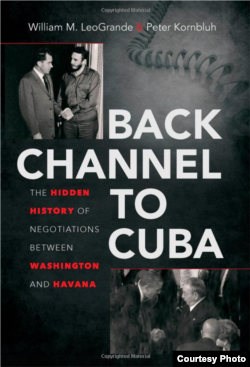 Portada de Back Channel to Cuba.
