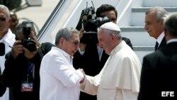 Se despide el Papa de Cuba