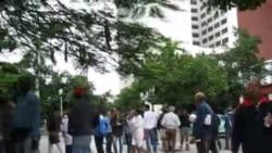 Impiden con su detención reportar celebración del día de los #DDHH