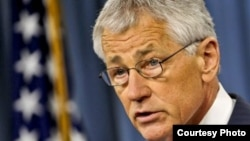 Secretario de Defensa, Chuck Hagel