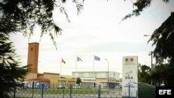 Vista del centro de la Dirección General de la Aviación Civil francesa (DGAC) en Balma, Francia,
