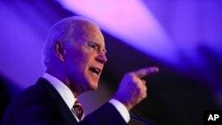 El exvicepresidente Joe Biden. Foto Archivo