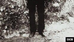 Los zapatos de José Martí.