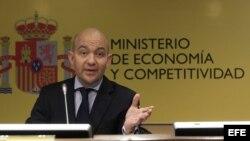 El secretario de Estado de Comercio de España, Jaime García-Legaz.