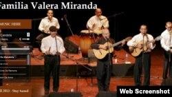 La Familia Valera Miranda.