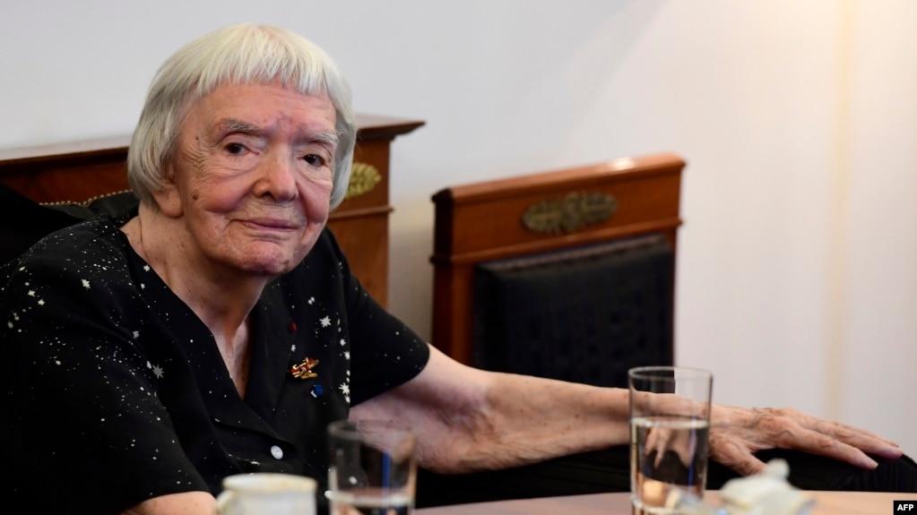 Muere Lyudmila Alexéyeva, activista rusa por los derechos humanos