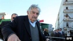 José Mujica, presidente de Uruguay 20 de septiembre de 2012