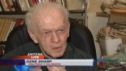 Fallece Gene Sharp, estratega de la lucha no violenta contra las dictaduras