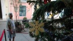Cubanos ven la navidad como excelente ocasión para reunirse