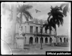 Teatro Terry (Cienfuegos, Cuba). Library of Congress.