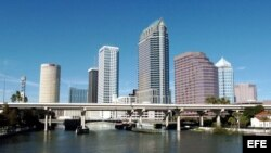 Bahía de Tampa, Florida.