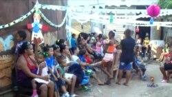 Fiesta con niños