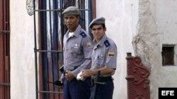 Confiscan alimentos y medicinas a opositor en La Habana