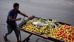 Multado con 2 mil pesos por vender una ristra de ajos