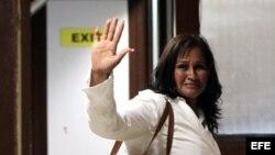 Reafirman lucha pacífica: Damas de Blanco