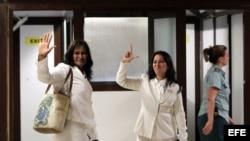 Damas de Blanco a Europa para recibir premio del PE