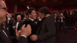 """""""Parásitos"""" hace historia con su Óscar a Mejor Película"""