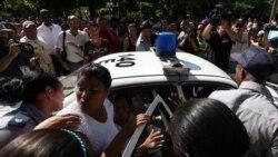 Dama de Blanco denuncia brutalidad policial